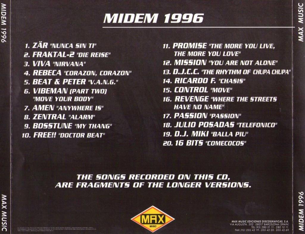MIDEM 96 (1996) MAX MUSIC Img02810