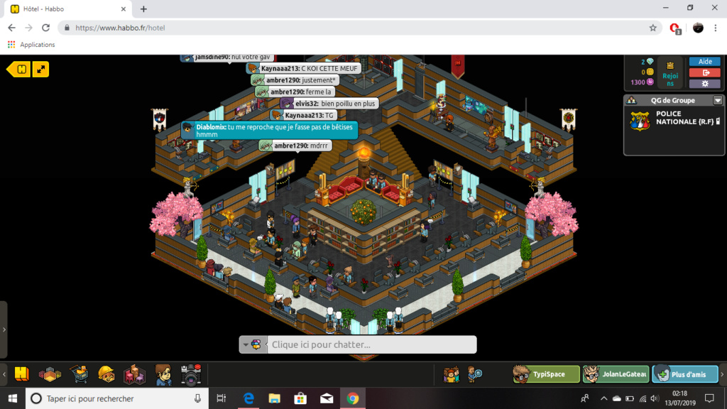 [R.] rapport d'activité de Xaveir Rappor21