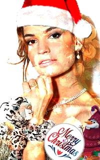 Lily James avatars 200x320 - Page 2 Olafev11