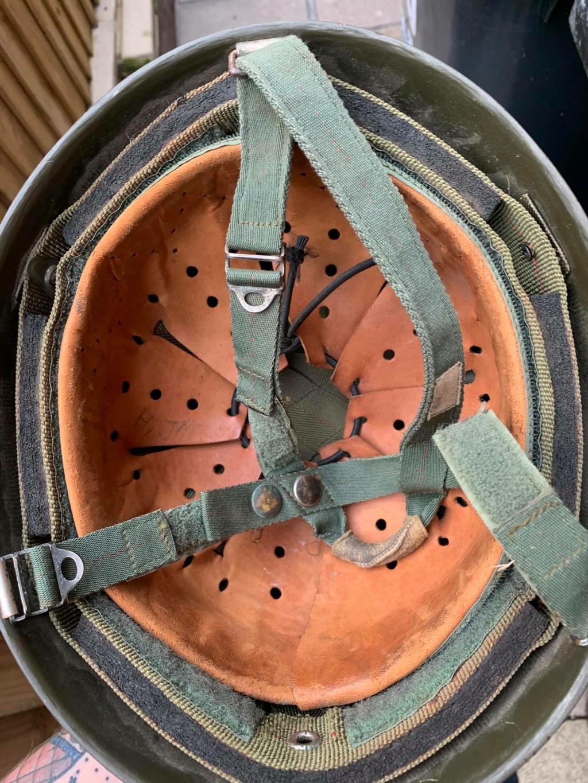 Casque d'essai P3 (prototype casque F1) 11960810