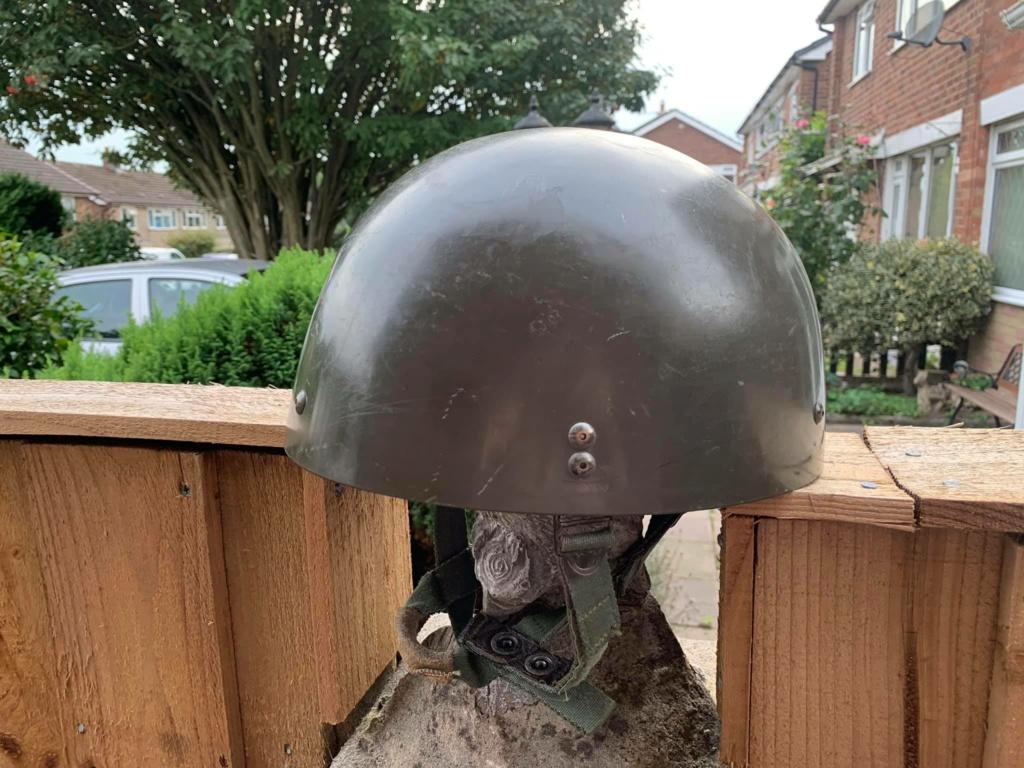 Casque d'essai P3 (prototype casque F1) 11960910