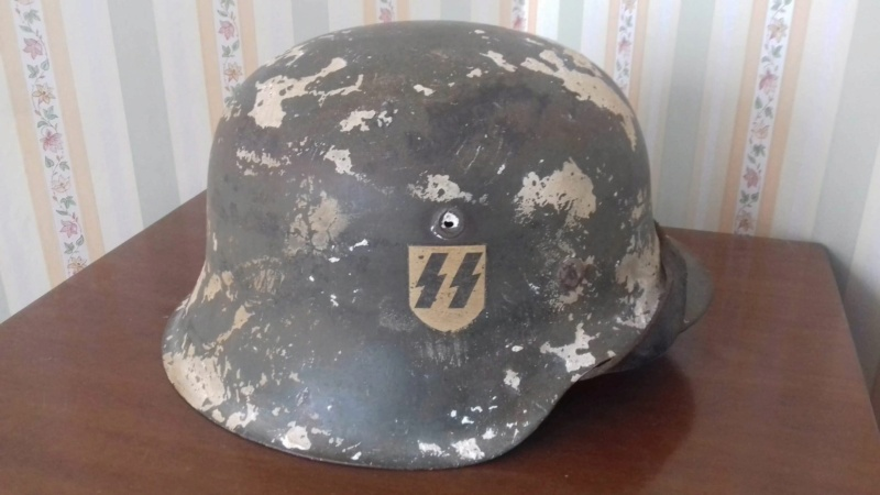 2 casques allemand 11904111