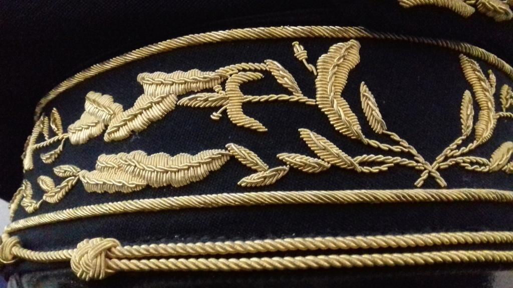 Casquette du Service des Essences des Armées (?) Casque10
