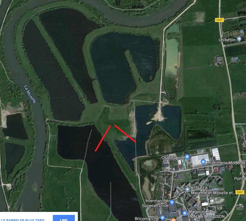 Demande d'information sur les étangs du breuil et alentours Breuil10