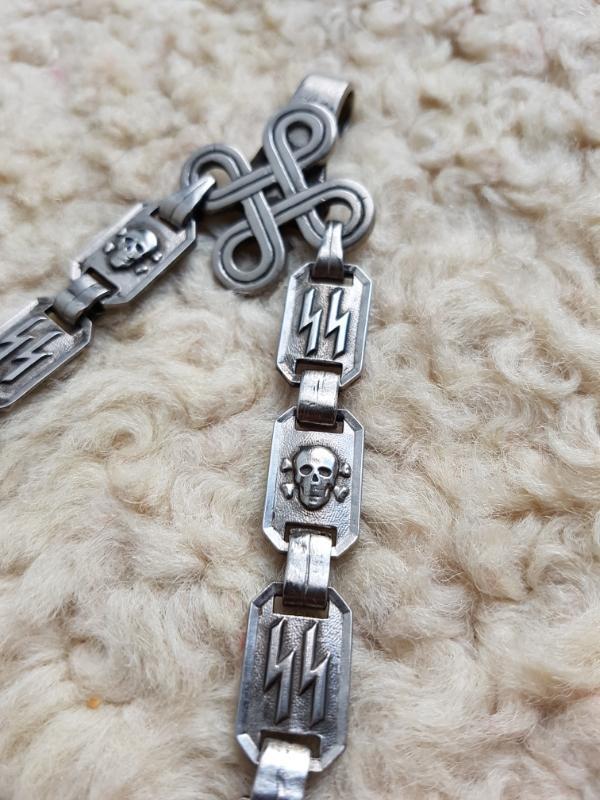 Authenticitè dague à chaine ss  Thumbn13