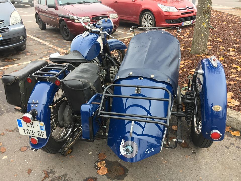 Moto Ratier 76249010