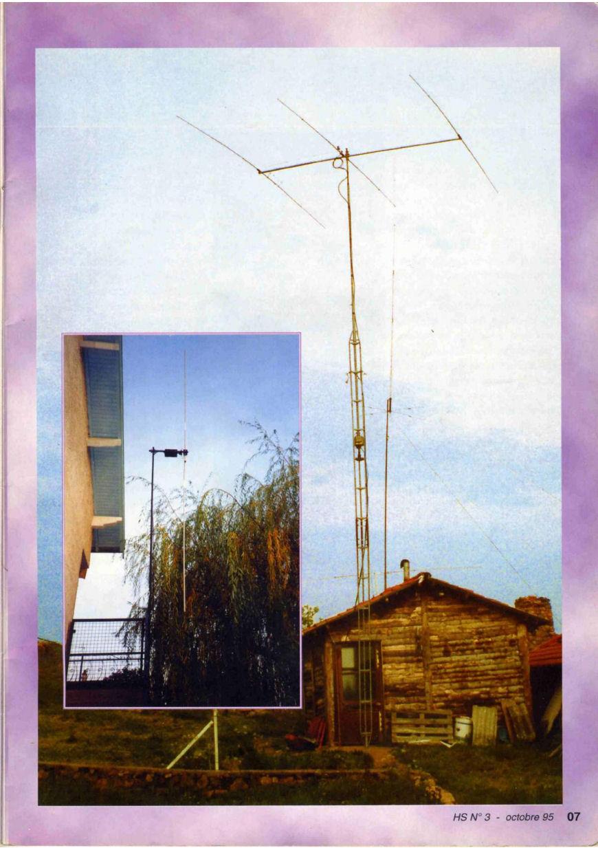 CB Connection - HS Spécial Antenne Fixes (Octobre 1995) Image111