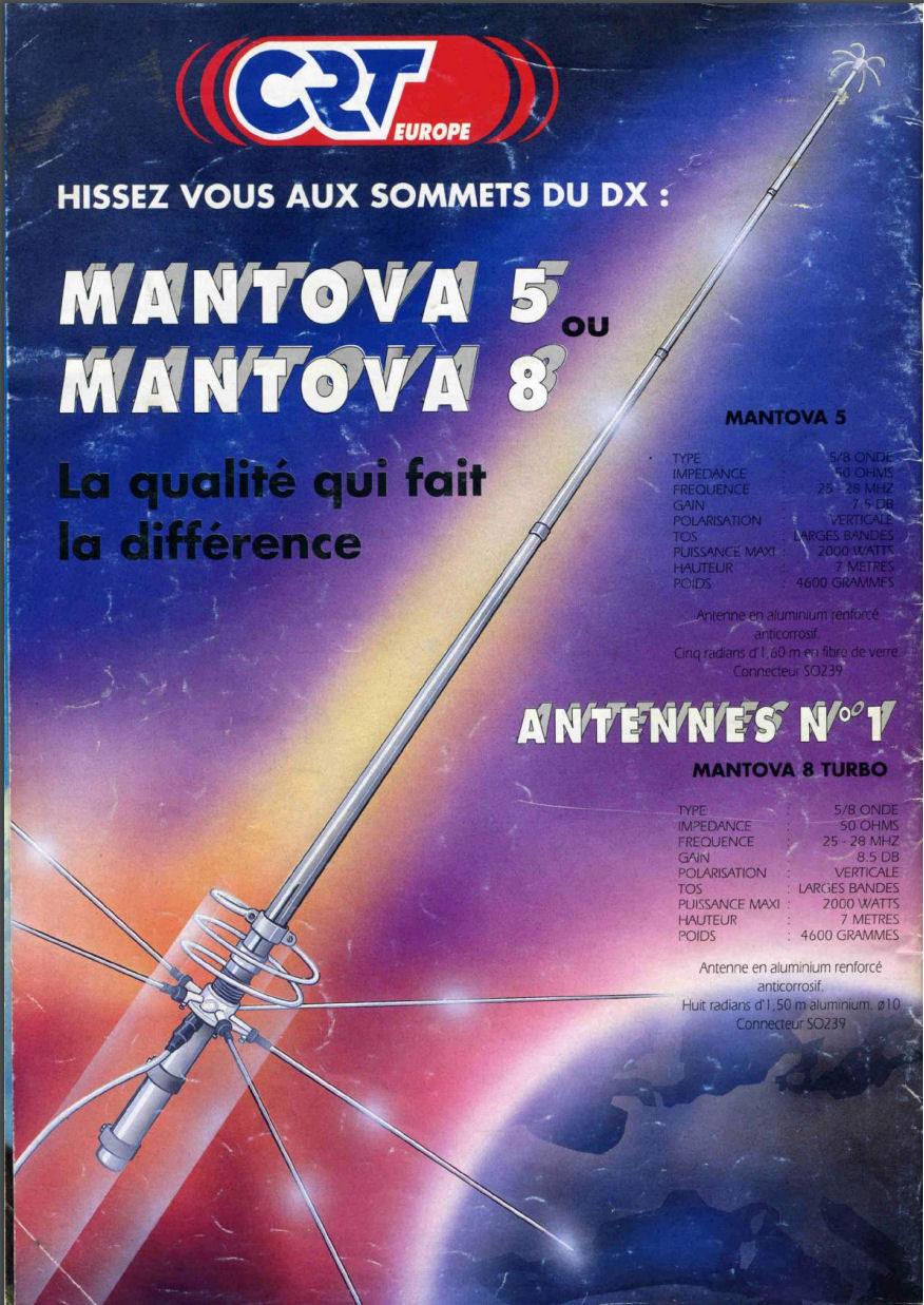 CB Connection - HS Spécial Antenne Fixes (Octobre 1995) Image127