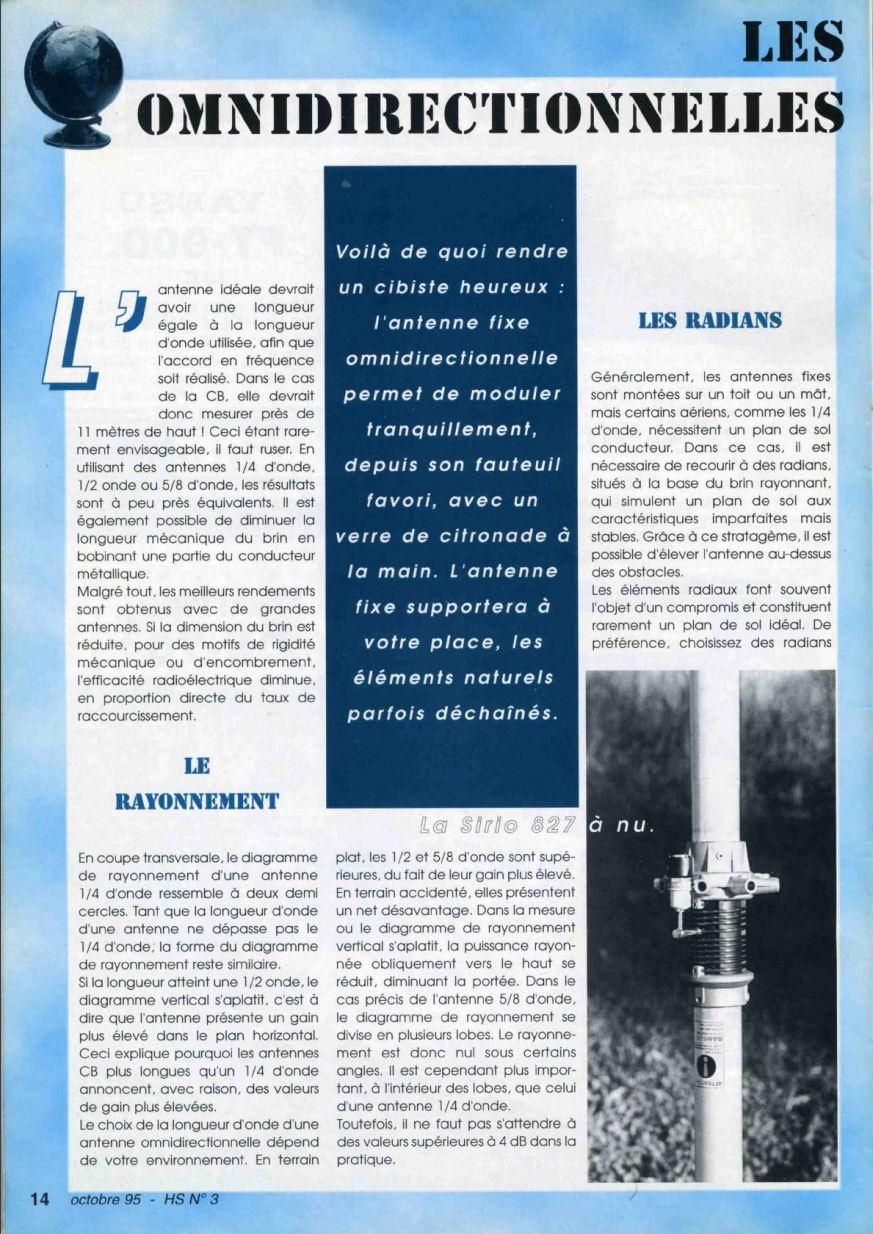 CB Connection - HS Spécial Antenne Fixes (Octobre 1995) Image211