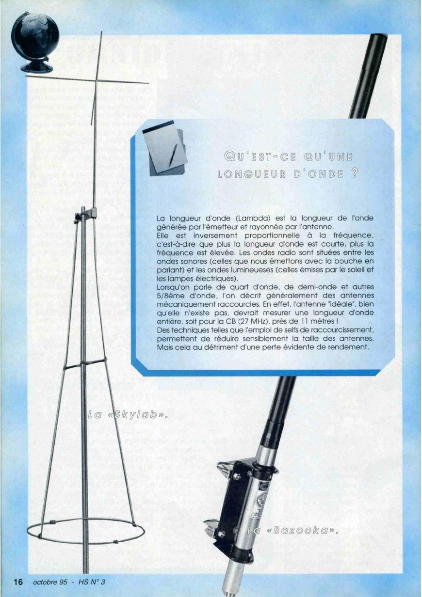 CB Connection - HS Spécial Antenne Fixes (Octobre 1995) Image213