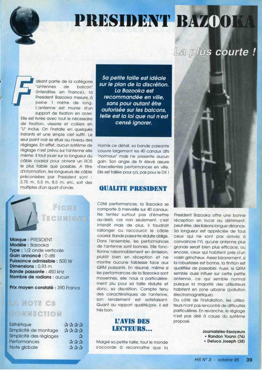 CB Connection - HS Spécial Antenne Fixes (Octobre 1995) Image713
