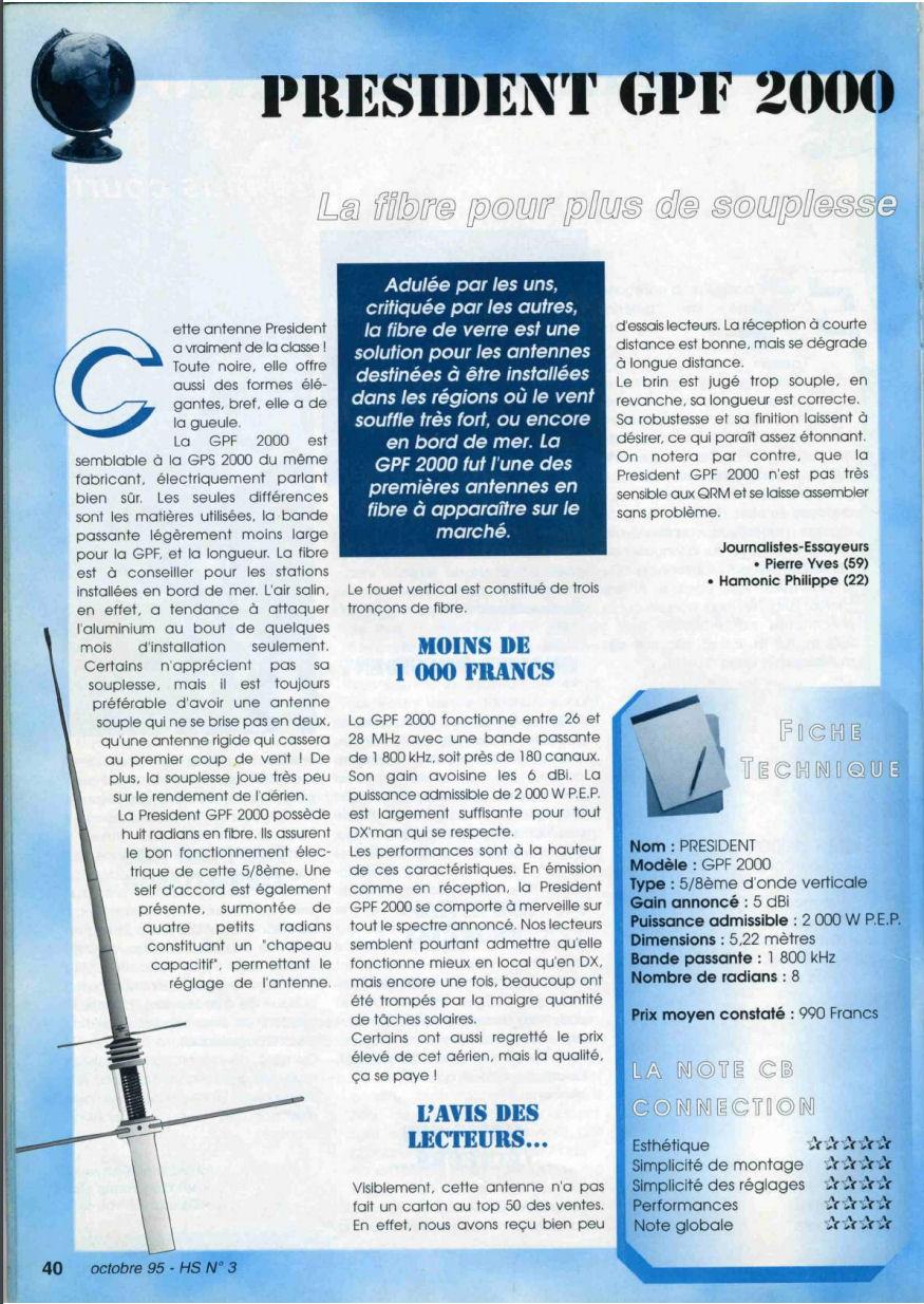 CB Connection - HS Spécial Antenne Fixes (Octobre 1995) Image714