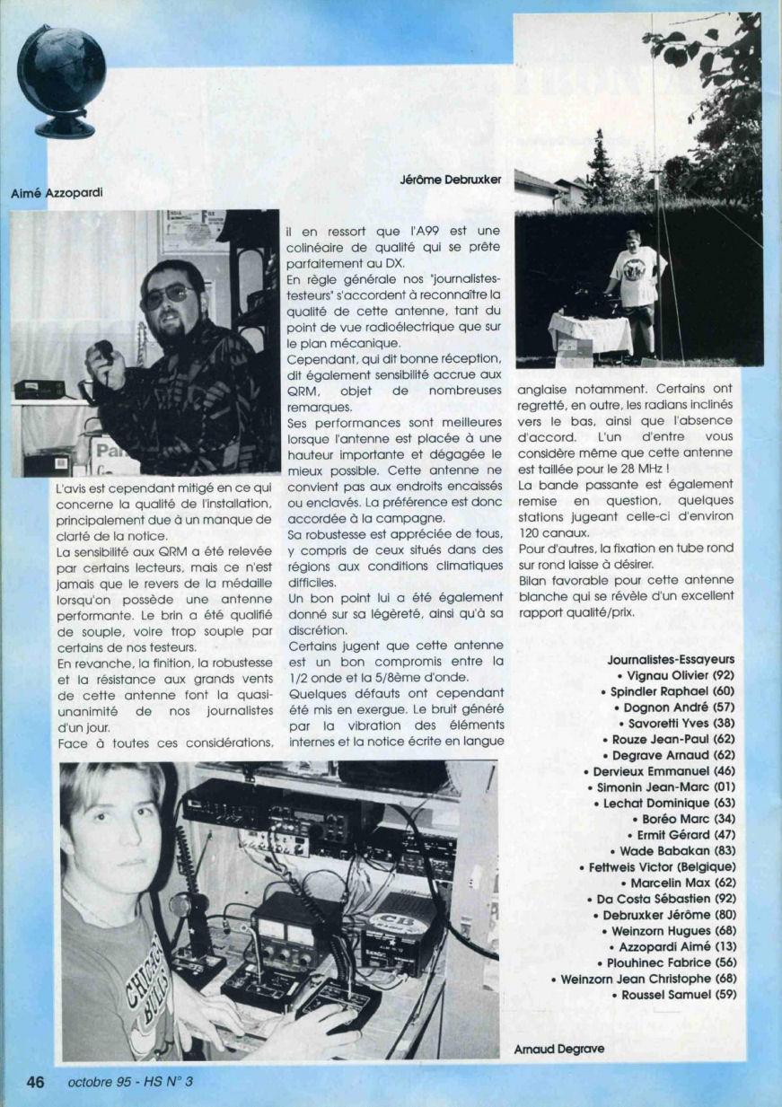 CB Connection - HS Spécial Antenne Fixes (Octobre 1995) Image812