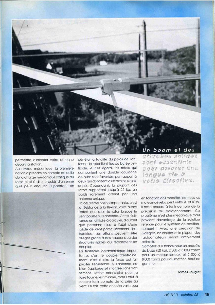 CB Connection - HS Spécial Antenne Fixes (Octobre 1995) Image912