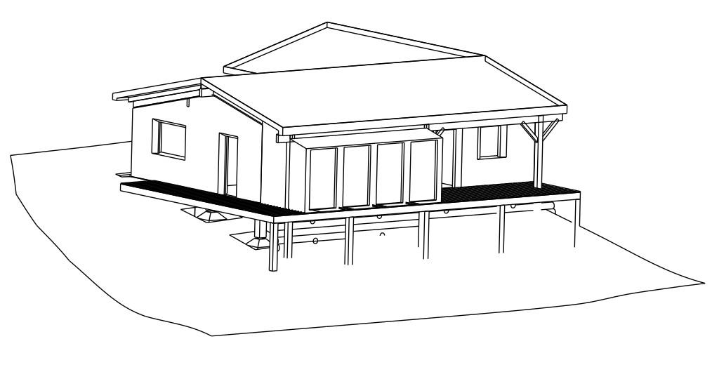 Avis sur fondation et soubassement pour une maison PP GREB Vuesud10