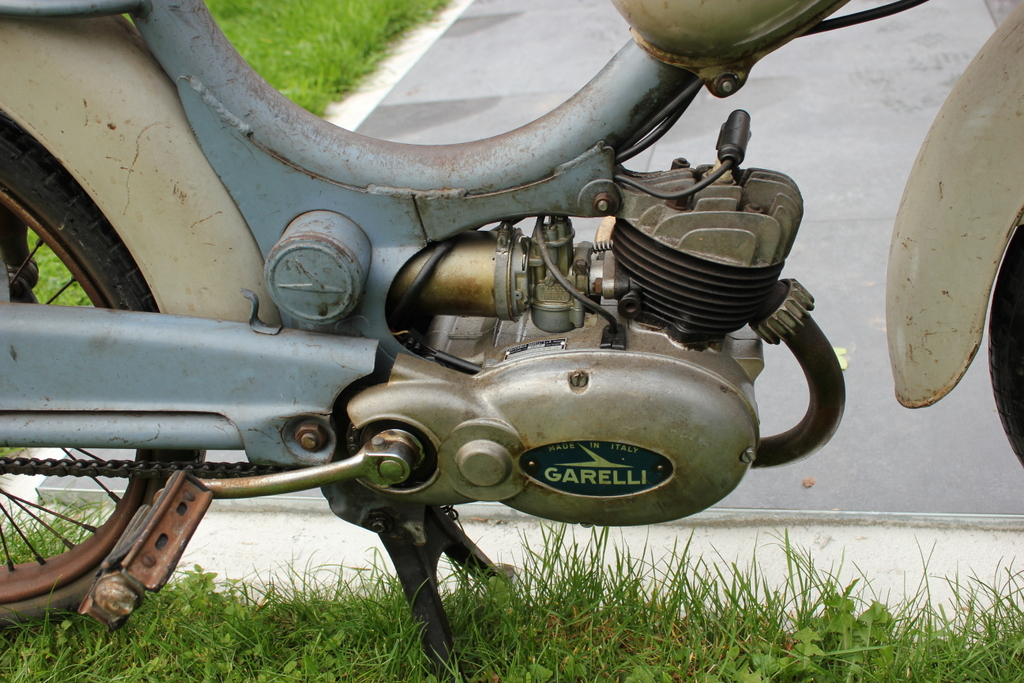 Garelli Gulp Flex de 1969 Img_4810