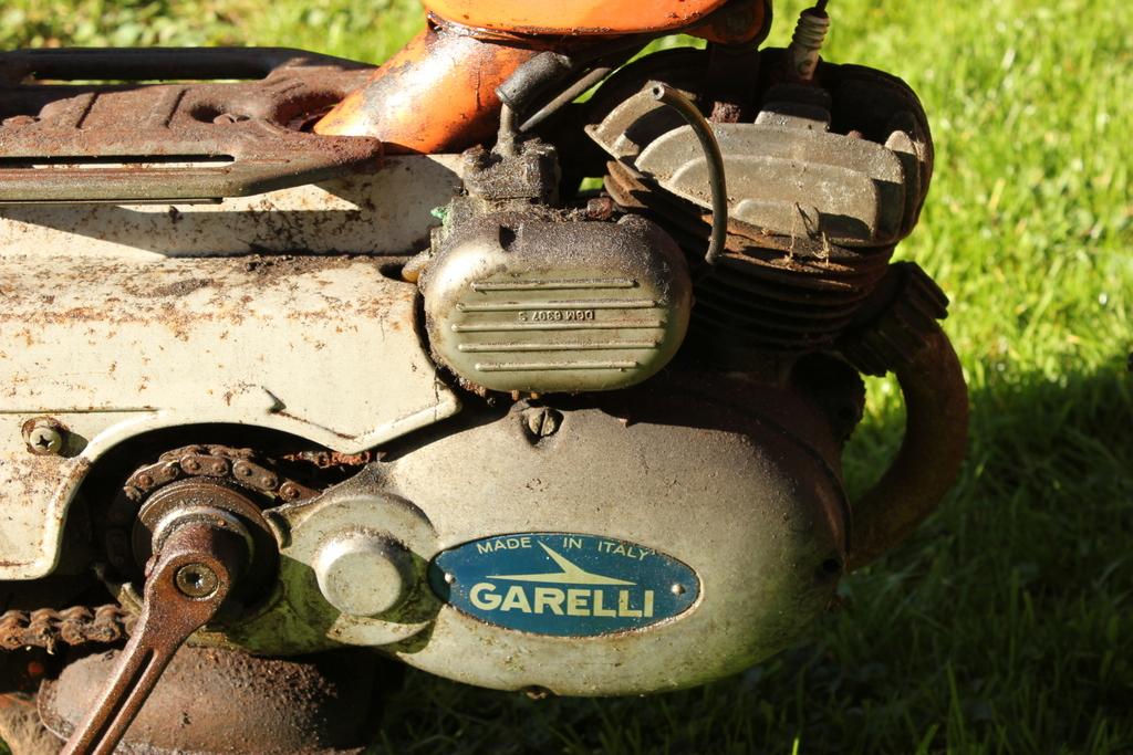 Garelli Gulp Flex de 1969 Img_4912