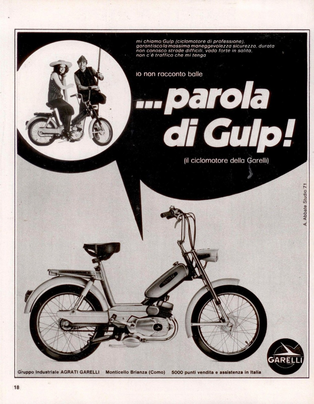 Garelli Gulp Flex de 1969 S-l16010