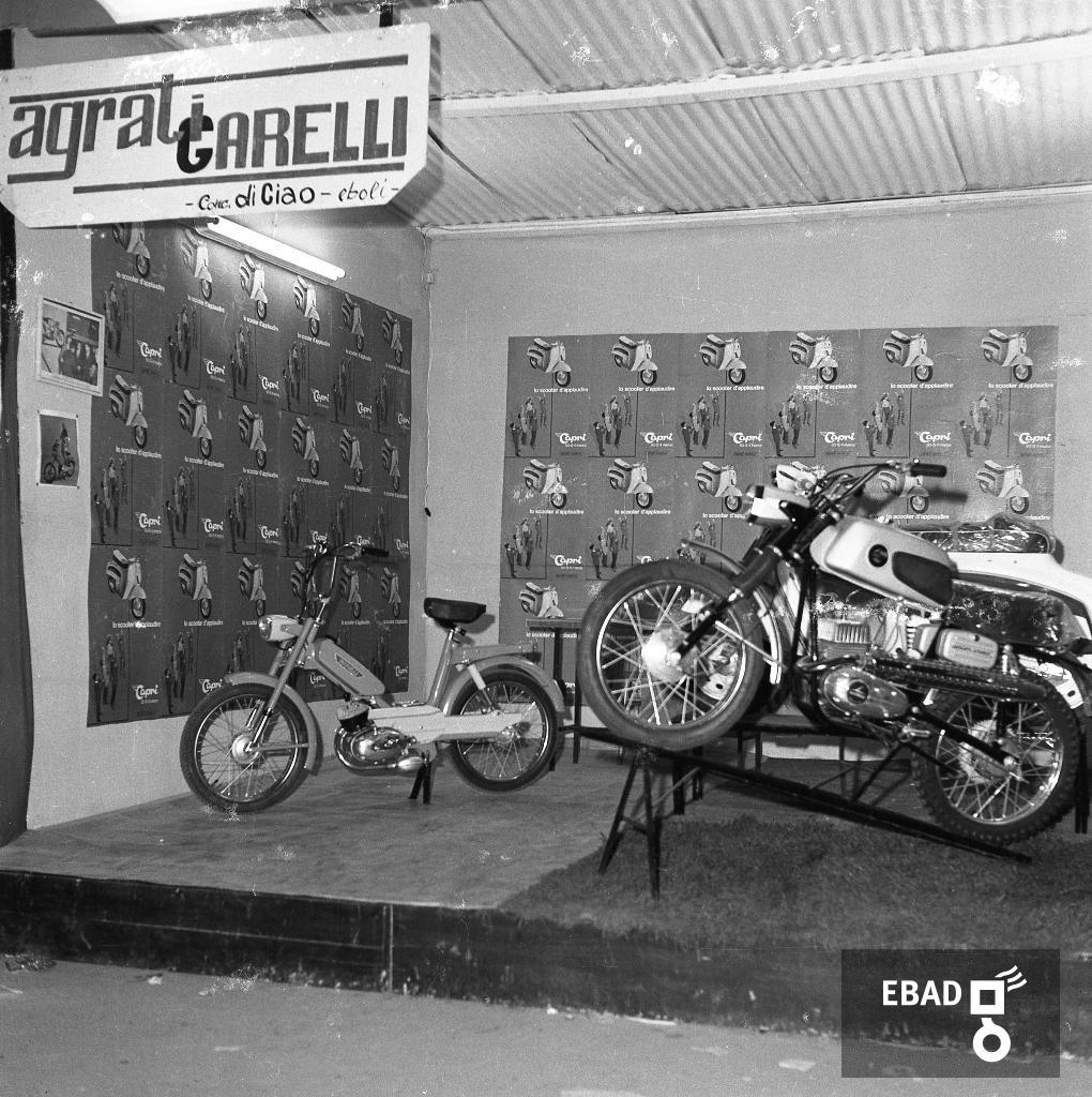 Garelli Gulp Flex de 1969 Standg10