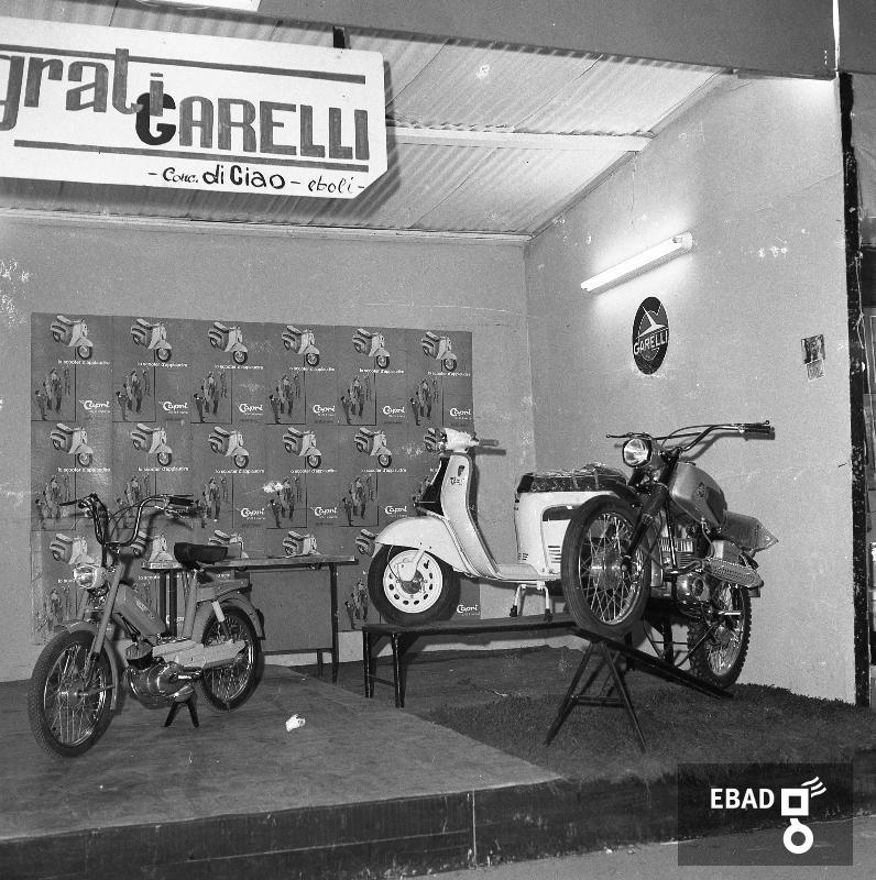 Garelli Gulp Flex de 1969 Standg11