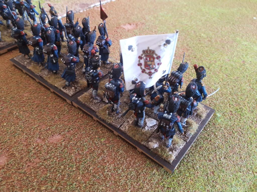 Guardia Réal vs anglo-portugais du 14/12/19 20191214