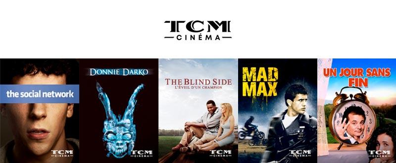 Bouquet Thématique : découvrez vos chaînes ciné et séries ! Tcm10