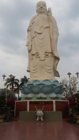 Chùa Vĩnh Tràng  20200114