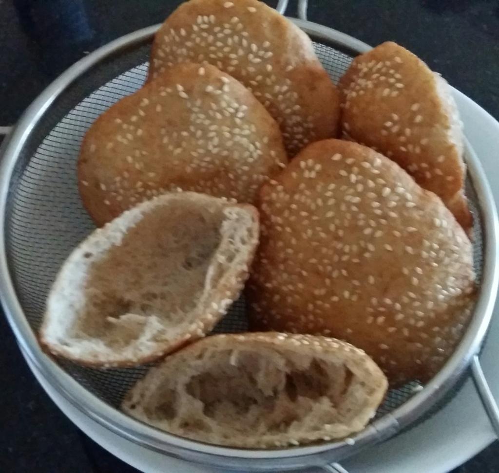 Bánh Tiêu  20201010