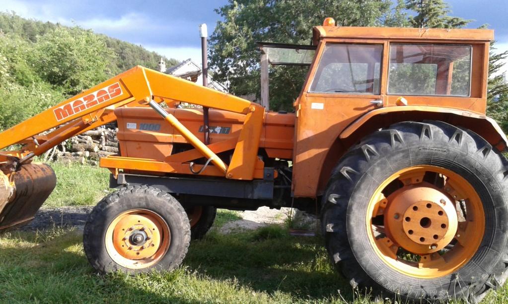 [Fiat 1000] Presentación del nuevo tractor 20200510