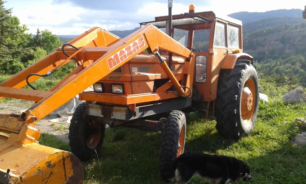 [Fiat 1000] Presentación del nuevo tractor 20200511