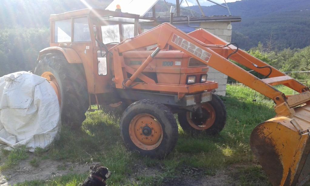 [Fiat 1000] Presentación del nuevo tractor 20200512