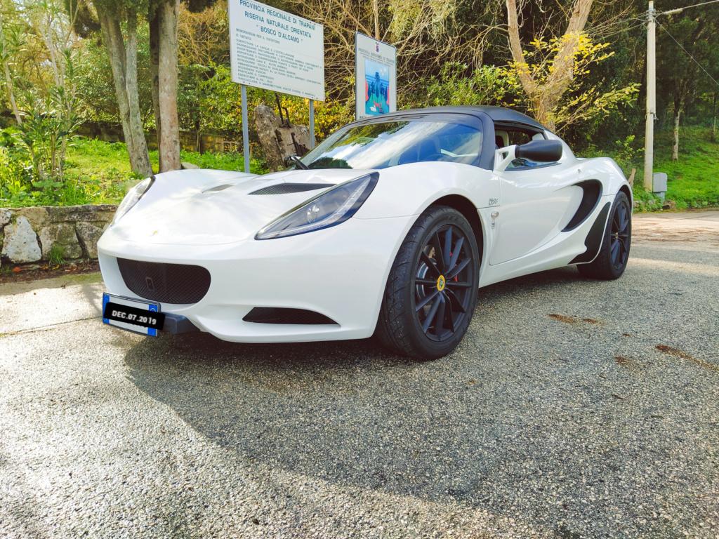 Vendita Lotus Elise 1.6 cr Lumii_21