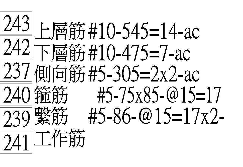 有關特殊字元能顯示卻列印不出來問題 Su-110