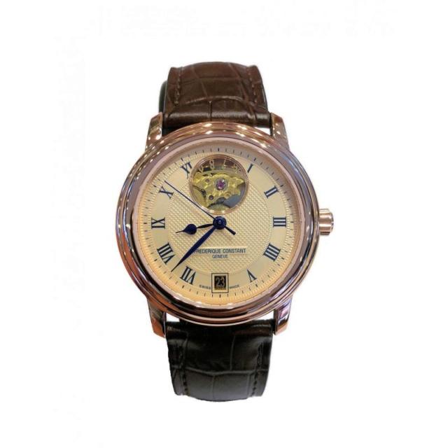 constant - Nouveau dans l univers des montres ( Frederique Constant )  Freder10