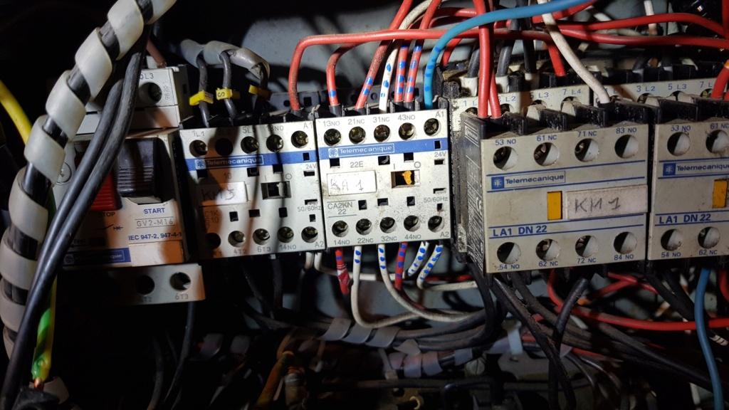 Réalisation coffret électrique Celtic 12 20200210