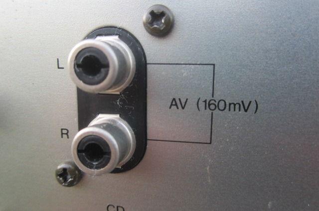 DAC per un amplificatore vintage Luxman10