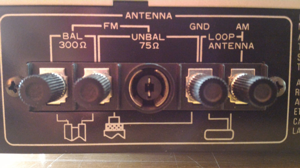 Antenna per sintonizzatore Pioneer TX-1060 Sinton10