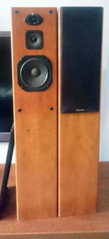 Columnas Pioneer S-H220V-W Pionee10