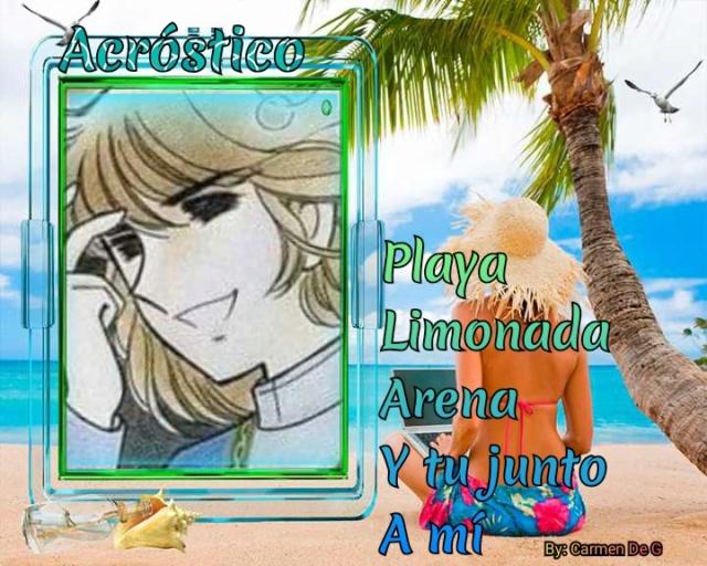 LEGENDARIAS GUERRERAS DEL ZAFIRO ♡ Edicion Terry en la Playa♡ Img_2028