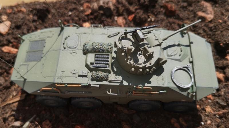 Spähpanzer Luchs / Revell, 1:72 Img_2025