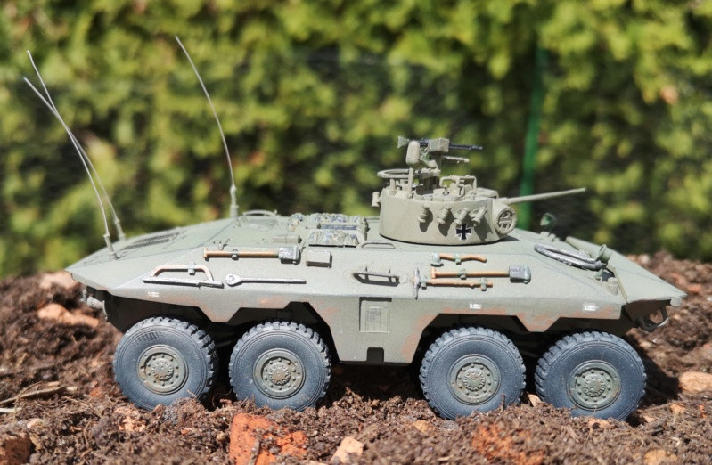 Spähpanzer Luchs / Revell, 1:72 Img_2027