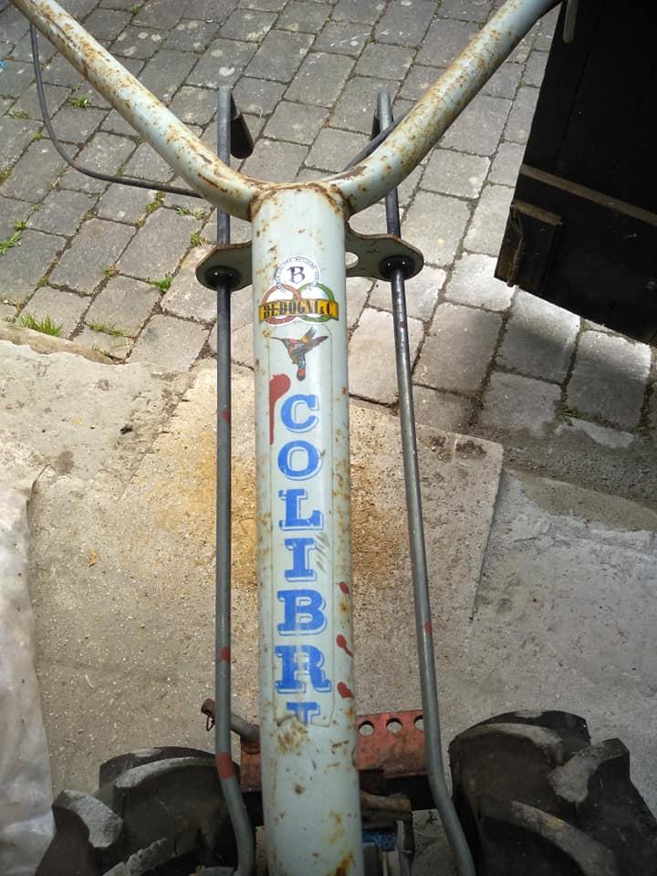 motoculteur - motoculteur bedogni colibri 10420610