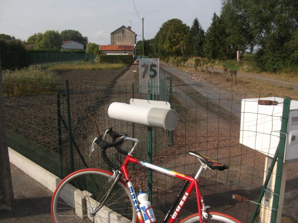 Vélotourisme - première sortie Dscf6354
