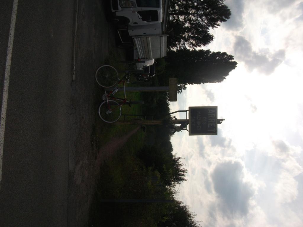 Vélotourisme - première sortie Dscf6413