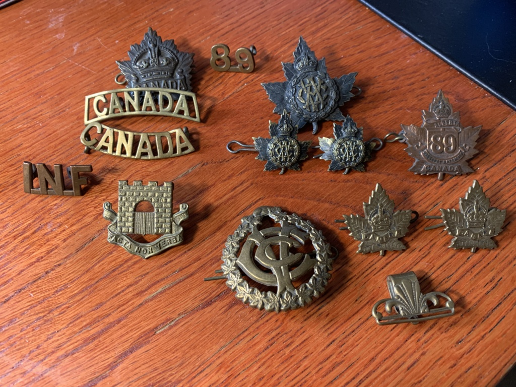 WWI Badges Identification Img_2110