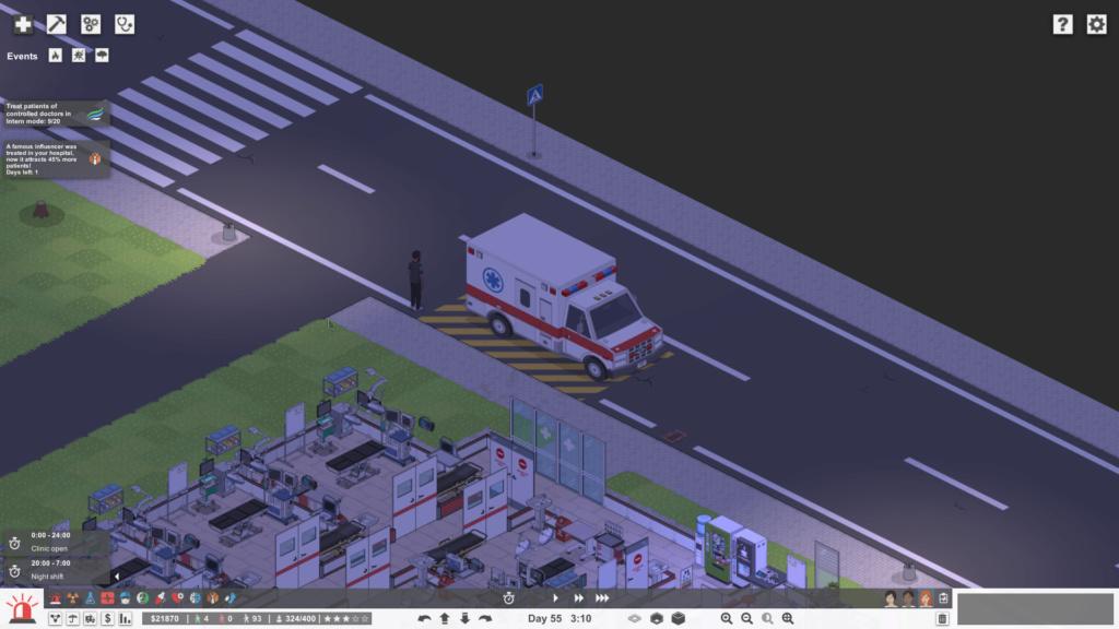 [NEED MORE INFO] Ambulance got stuck Ambula10