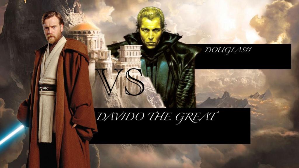 SS - Darth Sidious (Dauglas11) vs Obi-Wan Kenobi (Davido the great)  David_10