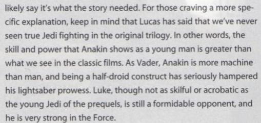 How Powerful is Anakin Skywalker | Anakin Skywalker The Ultimate Respect Thread (2021) Hidals10