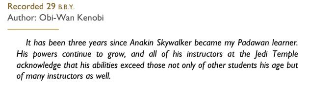 How Powerful is Anakin Skywalker | Anakin Skywalker The Ultimate Respect Thread (2021) Image013