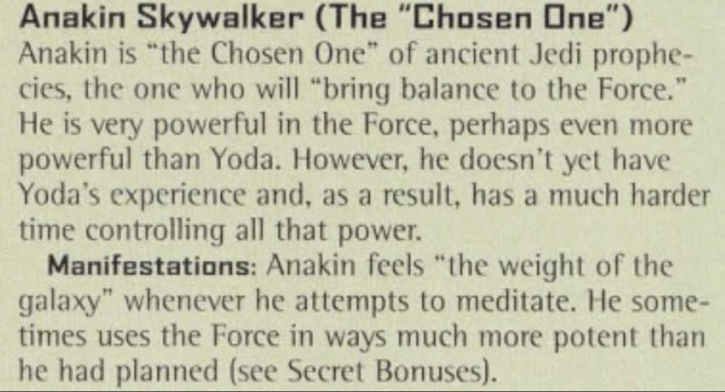 How Powerful is Anakin Skywalker | Anakin Skywalker The Ultimate Respect Thread (2021) Perhap10
